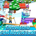 My City Ski Resort Android App Game Review