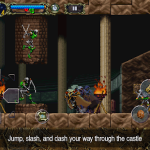 Castlevania Symphony of  the Night Android App Review