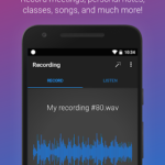 Easy Voice Recorder Pro Android App Review