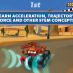 Blaze And The Monster Machines iPhone App Review