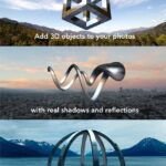 Matter Create & Design 3D Effects with Photos iPhone App