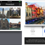 PhotoSplit iPhone App Review