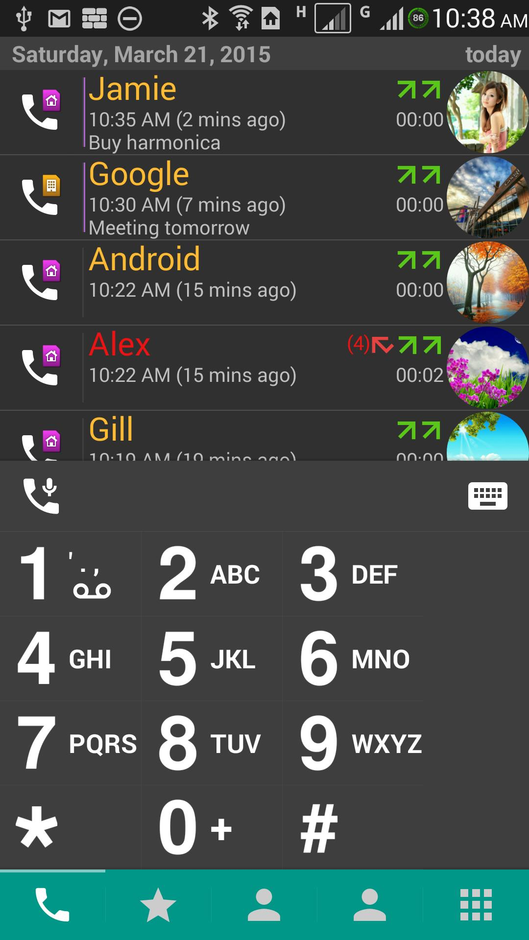 DW Contacts Phone SMS Android App Review