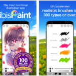 Ibis Paint Android Drawing App Review