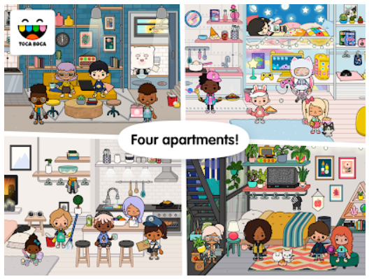 Toca Life Neighborhood Android App Review