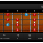 Bass Guitar Note Trainer Android App Review