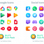 Bilfy Icon Pack Android App Review