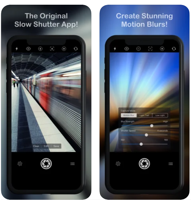 Slow Shutter Cam iPhone App Review