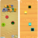 Busy Shapes iPhone Game App Review