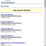 Find the best jobs with Beyond San Diego App for BlackBerry