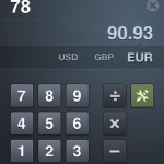 Banca Beautiful Currency Converter App for iPhone Review