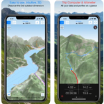 Maps 3D Pro – Outdoor GP‪S‬ iPhone App Review