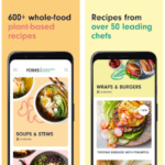 Forks Plant-Based Recipes Android App Review