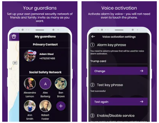 bSafe Android App Review